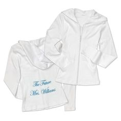 Future Mrs Zippered Hoodie Sweatshirt for the Bride | Bridal Gifts