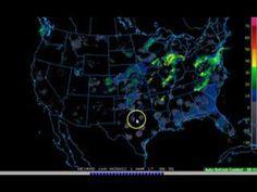 UPDATE Tornado Outbreak The Maps #Weather Warfare