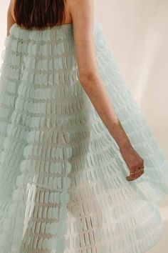 Christian Dior  - Detail - Haute Couture Spring / Summer 2014. #dress #dior #stylecom
