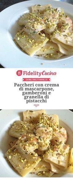 Italian Food on the Go Pasta Recipes, Dessert Recipes, Cooking Recipes, Italian Dishes, Italian Recipes, Pesto, I Love Food, Food Dishes, Food Inspiration