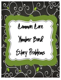 Number Bonds continued!  These packet goes along great with my number bond cards and number bond practice pages!  This would be Step 3 of the packe...