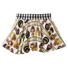 Harajuku Mini for Target® Toddler Girls Gingham Skirt - Multicolor.Opens in a new window