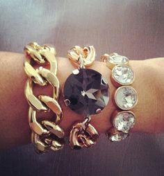 #gold #bracelet