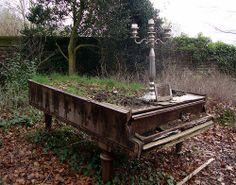 Outdoor Piano | Flickr - Photo Sharing!