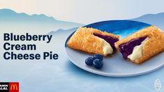 麥當勞「藍莓起司乳酪派」強勢回歸!獨角獸色系「海鹽冰炫風」夢幻爆棚♡