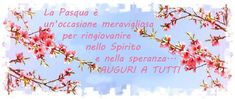 Cartolina digitale di Auguri di Pasqua (fonte doremifasol.org)