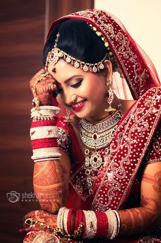 151 Top Bridal Photography wedding dress, … – – Famous Last Words Indian Bride Poses, Indian Bridal Photos, Indian Wedding Poses, Wedding Couple Poses, Bride Indian, Wedding Advice, Wedding Shoot, Wedding Couples, Wedding Hair