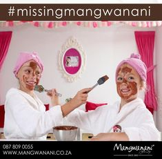 Don't forget to enter our #missingmangwanani competition. All you need to do is post your best and creative home spa photo on either Facebook or Instagram, add the hashtag #missingmangwanani and tag us! You could be our winner! Enter now. Home Spa, Creative Home, Don't Forget, Competition, Facebook, Instagram