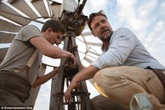 Russell Crowe protagoniza y dirige 'El maestro del agua' The Water Diviner, Russell Crowe, Jesse James, Drama Film, Current News, Social Issues, You Videos, The Man, Cinema