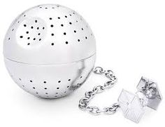 Death Star Tea infuser!  With tiny TIE fighter!    Google Image Result for http://www.likecool.com/Home/Other/Star%2520Wars%2520Death%2520Star%2520Tea%2520Infuser/Star-Wars-Death-Star-Tea-Infuser.jpg