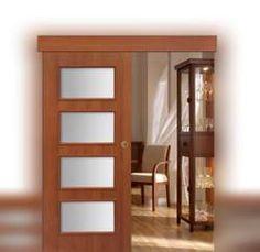 1000 images about puerta on pinterest puertas pocket for Puerta francesa corrediza
