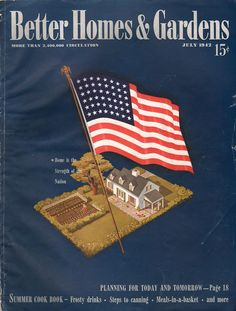 1000 images about 4th of july united we stand magazines Better homes and gardens july