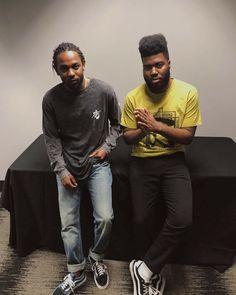 Kendrick Lamar e Khalid