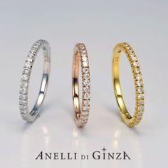 婚約指輪一覧 | ANELLI DI GINZA | 婚約指輪・結婚指輪 | マイナビウエディング
