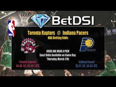 Toronto Raptors vs Indiana Pacers Odds | Free NBA Picks