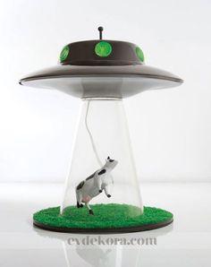 UFO Lamba evdekora.com
