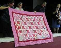 Anja's Quilt's Pink Quilts, Quilting, Blanket, Beautiful, Fat Quarters, Blankets, Jelly Rolls, Cover, Comforters