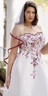 Vestidos de novia para gorditas xl