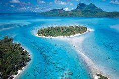 Bora Bora, French Polynesia: Romantic Heaven on Earth