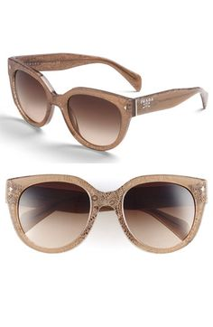 Prada Cats Eye Sunglasses available at #Nordstrom