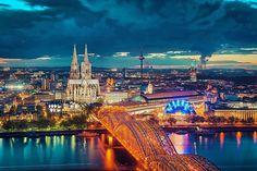 Tengase Presente: Ciudades de la tarde del fotógrafo Matthias Haker.