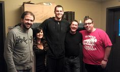 Nimble Kevin Love Does Some Local Radio