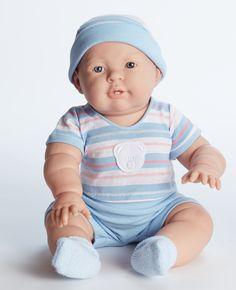 Realistické miminko - chlapeček Lucas od firmy Berenguer