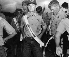 Ken Graves and Eva Lipman, Boy Scott Jamboree, Virginia Boy Scouts, In This Moment, Couple Photos, Boys, Virginia, Image, Scouting, Couple Shots, Baby Boys