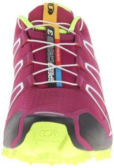 Salomon Speedcross 3 Women s Trail Running Shoes - 7  Amazon.co.uk  f8969559bc550