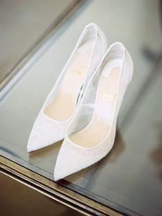 e19776f92da 16 High-Heeled Wedding Shoes for Every Bridal Style