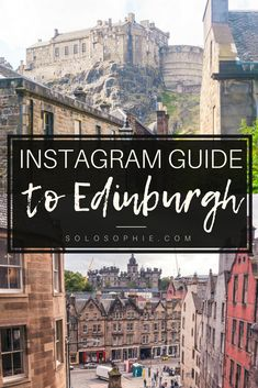 Scotland Travel Guide, Scotland Road Trip, Scotland Vacation, Ireland Travel, Italy Travel, Edinburgh Travel, Visit Edinburgh, Edinburgh City, London Travel