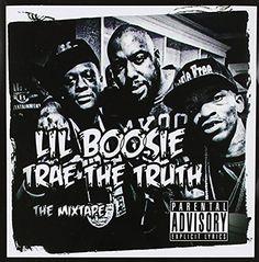 Lil Boosie / Trae - Lil Boosie Trae The Truth-The Mixtape