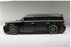 2009 Ford Flex by Heavy Hitters Car Ford, Ford Trucks, Pickup Trucks, Ford Flex, Ford 2000, Mom Mobile, Big Girl Toys, Custom Muscle Cars, Jeep Patriot