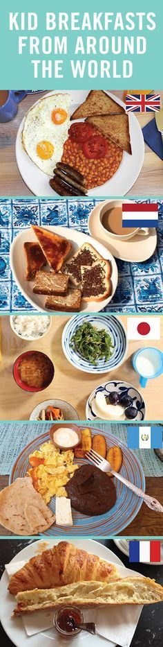 Have you ever wondered what kids around the world eat for breakfast? Hagelslag for Dutch kids and hot pap in South Africa are a little bit different from the Pop-Tarts and pancakes we're used to in America.