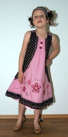Pauline dress euro pattern from Cinderella*Swergen*Mode