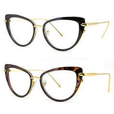 9238a84aa1 WOMENS VINTAGE CAT EYE Style READING EYE GLASSES READERS Black Crystals  Handmade -  39.99