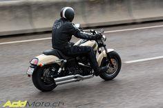 Harley-Davidson Dyna Fat Bob FXDF 2014 - La Dyna s'embourgeoise !: Page 3 sur 3 » AcidMoto.ch, le site suisse de l'information moto