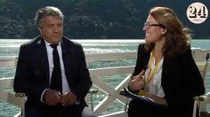 Intervista a Gregorio Fogliani QUI Group al Forum Ambrosetti