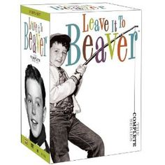 """""""Leave It To Beaver: The Complete Series"""" starring Jerry Mathers, Barbara Billingsley, Hugh Beaumont, Tony Dow"""