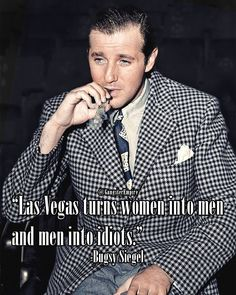 "Colorized photo of gangster Benjamin ""Bugsy"" Siegel, 1940. ⠀  .⠀⠀⠀  .⠀⠀⠀  .⠀⠀⠀  .⠀⠀⠀  #bugsysiegel #murderinc #originalgangster #dapper #flamingohotel #enforcer #hitman #gambling #dappermen #bootlegger Real Gangster, Mafia Gangster, Bugsy Siegel, Flamingo Hotel, Colorized Photos, Mobsters, Dapper Men, Film Photography, Old Photos"