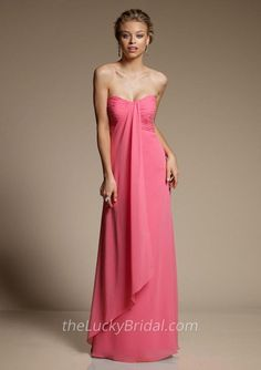 Image result for bridesmaid dresses pink