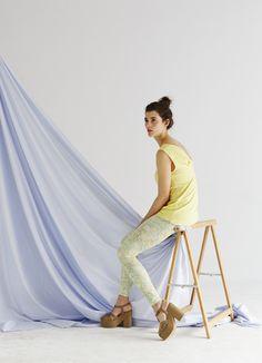 BULNES TOP. lifegist. eco fashion. ecologic fashion