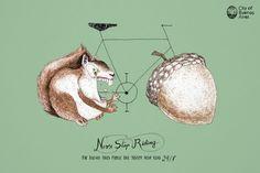 Squirrel - City of Buenos Aires - Grand Prix Press 2015