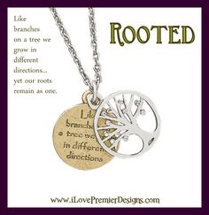 """Rooted"" Premier Designs Jewelry 2014-2015 Contact me to get online catalog information & details on special customer p"