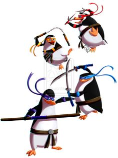 TMNT penguins of Madagascar Dreamworks Movies, Dreamworks Animation, Disney And Dreamworks, Disney Movies, Tmnt, Minions Funny Images, Minions Quotes, Funny Minion, Funny Jokes