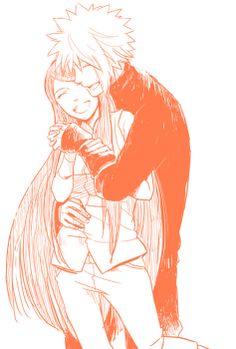 minato and kushina tumblr | kushina Orange to Lilac, I love Minato. And I love Kushina. And I love ...