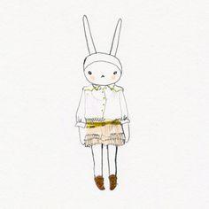 ♥ isabel marant ♥ bunnies = fifi lapin