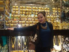 Dubai Gold..Gold..at Gold Souk...Dubai-City of Gold Vlog 6!