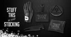 Skip the socks. Get #PXG gear - stocking stuffers that will actually be put in play.  #golfGifts #Golfstockingstuffers parsons xtreme golf.