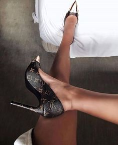 Tendance Sneakers 2018 : 39 Her Casual High Heels To Update You Wardrobe Now – louis vuitton shoe sandals Stilettos, Pumps Heels, Cute Shoes, Me Too Shoes, Fancy Shoes, Prom Shoes, Women's Shoes, Golf Shoes, Platform Shoes